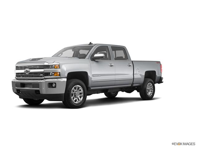 2019 Chevrolet Silverado 2500HD Vehicle Photo in Owensboro, KY 42303