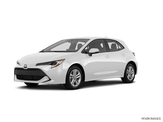 2019 Toyota Corolla Hatchback Vehicle Photo in Owensboro, KY 42302