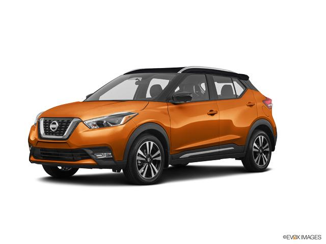 2018 Nissan Kicks Vehicle Photo in Appleton, WI 54913