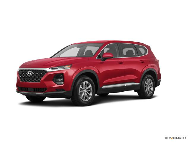 Car Dealerships In Rochester Mn >> 2019 Hyundai Santa Fe SEL 2.4L Auto AWD Scarlet Red Sport ...