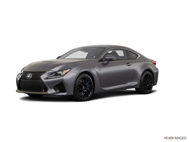 2019 Lexus RC F Vehicle Photo in Santa Monica, CA 90404