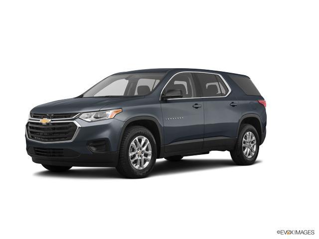 2019 Chevrolet Traverse Vehicle Photo in Washington, NJ 07882