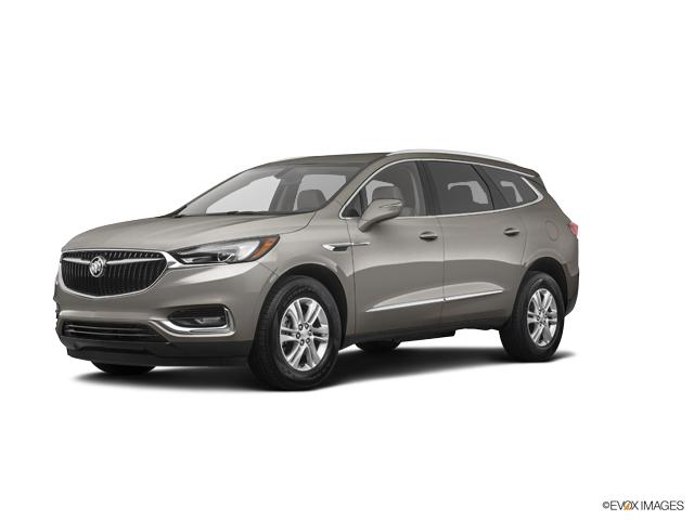 New 2019 Buick Enclave Pepperdust Metallic Suv For Sale