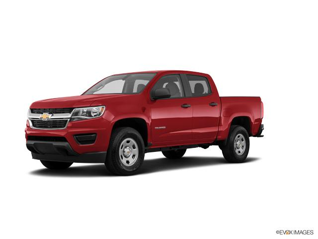 2019 Chevrolet Colorado Vehicle Photo in Knoxville, TN 37912
