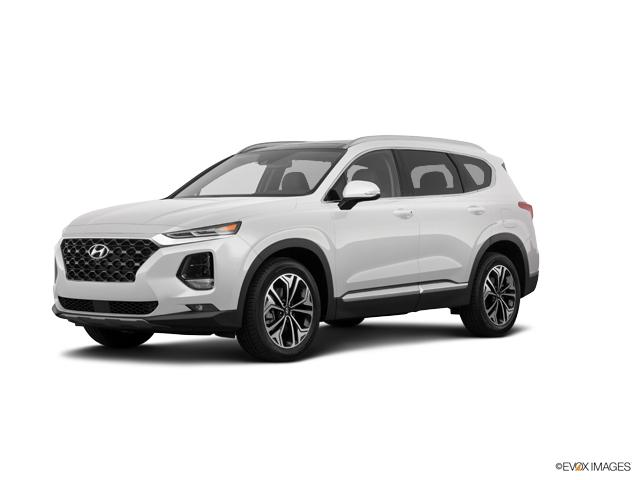 2019 Hyundai Santa Fe Vehicle Photo in Great Falls, MT 59401