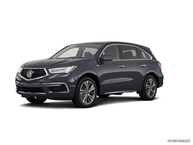 2018 Acura Mdx Vehicle Photo In Pleasanton Ca 94588