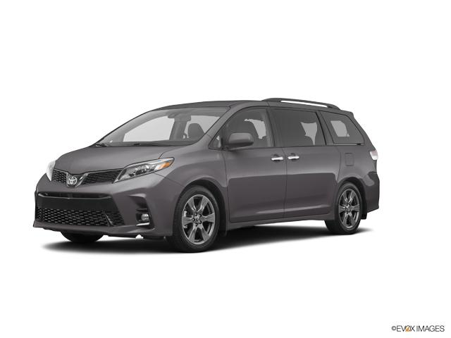 2019 Toyota Sienna Vehicle Photo in Owensboro, KY 42302