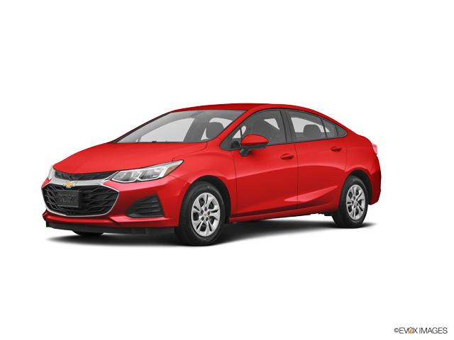 2019 Chevrolet Cruze Vehicle Photo in Killeen, TX 76541