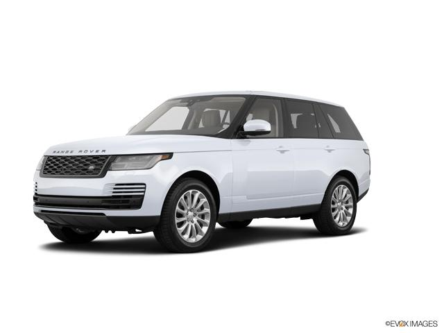 2019 Land Rover Range Rover Vehicle Photo in Appleton, WI 54913