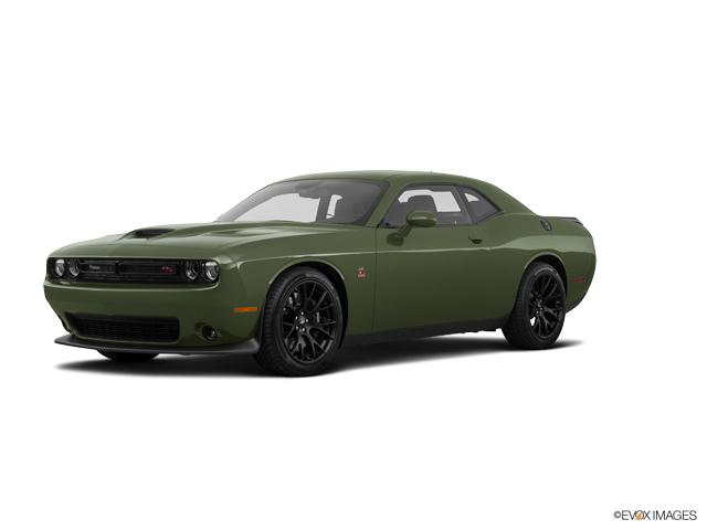 2019 Dodge Challenger Vehicle Photo in Oshkosh, WI 54901