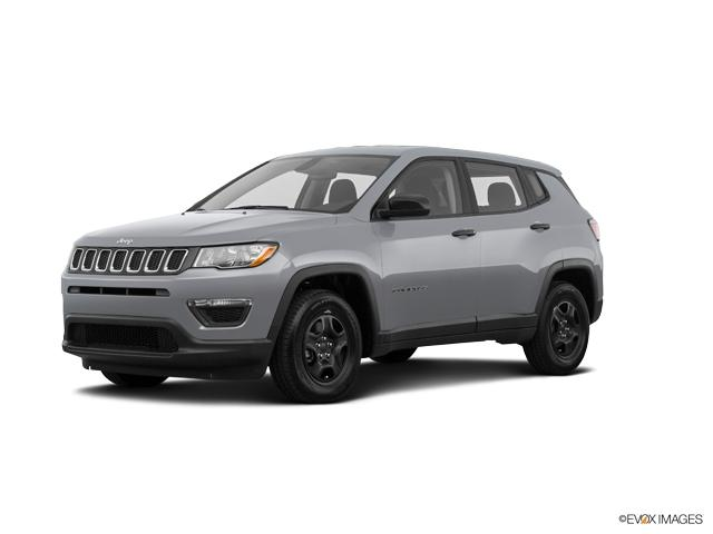2019 Jeep Compass Vehicle Photo in Kaukauna, WI 54130