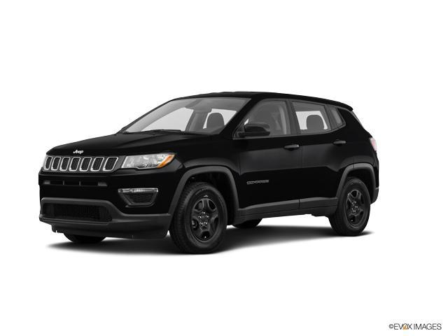 2019 Jeep Compass Vehicle Photo in Oshkosh, WI 54901