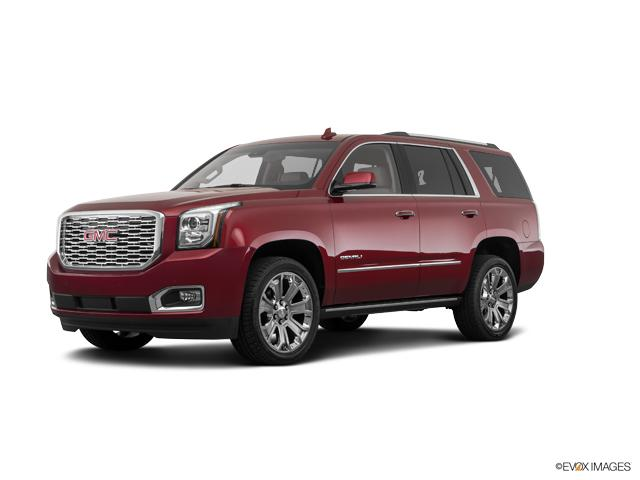 2019 GMC Yukon Vehicle Photo in Green Bay, WI 54304