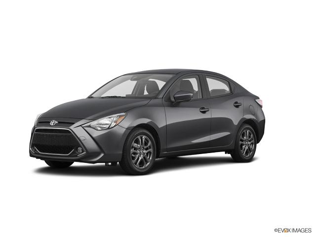 2019 Toyota Yaris Sedan Vehicle Photo in Rome, GA 30161