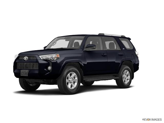 2019 Toyota 4Runner Vehicle Photo in Trevose, PA 19053-4984