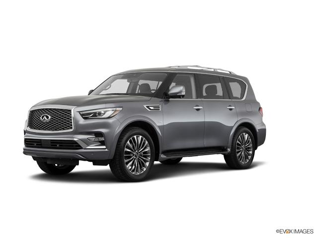 Sewell Infiniti Fort Worth >> New 2019 INFINITI QX80 Graphite Shadow: Suv for Sale - JN8AZ2NCXK9460178
