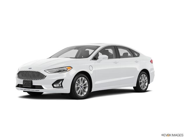 2019 Ford Fusion Energi Vehicle Photo in Neenah, WI 54956-3151