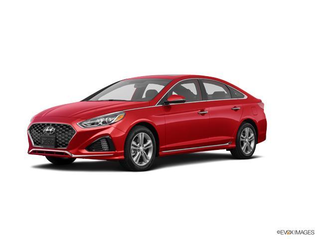 Hyundai Of Greeley >> 2019 Hyundai Sonata Sport 2.4L Scarlet Red Sport 2.4L. A Hyundai Sonata at Hyundai of Greeley ...