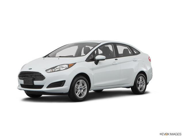 2019 Ford Fiesta Vehicle Photo in El Paso, TX 79912-1638
