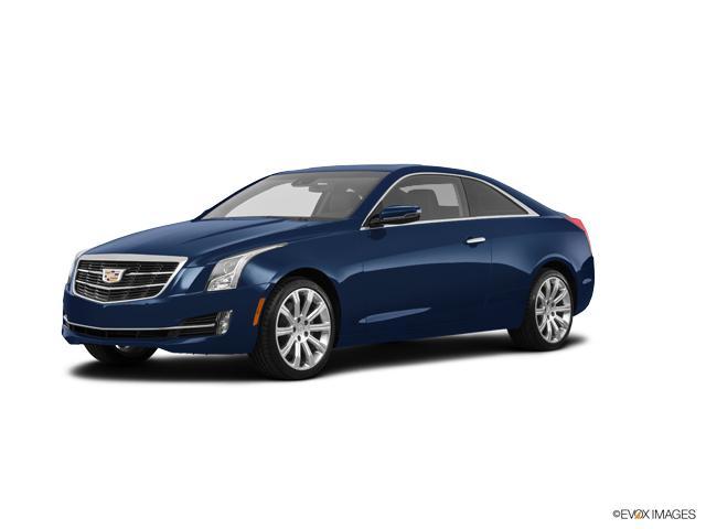 New Car 2019 Dark Adriatic Blue Cadillac ATS Coupe 2.0L I4 ...
