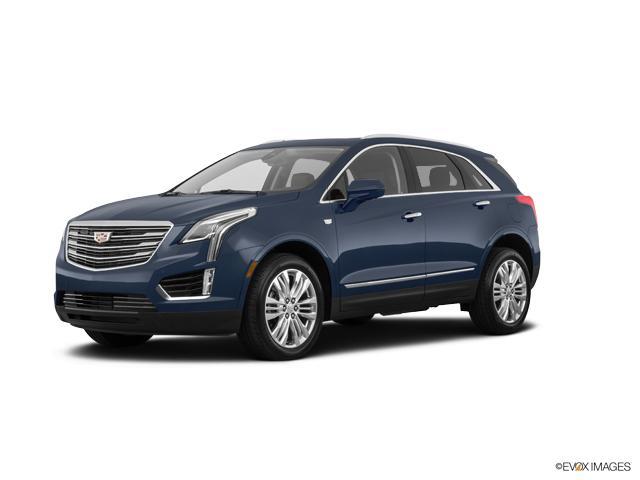 New 2019 Harbor Blue Metallic Cadillac Xt5 Awd 4dr Premium