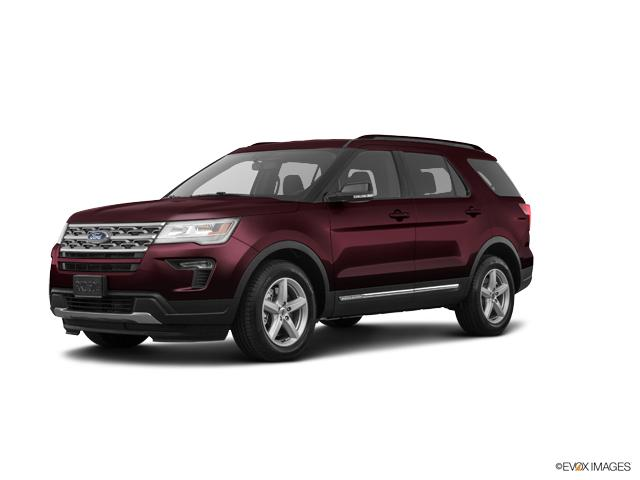 2019 Ford Explorer Vehicle Photo in Neenah, WI 54956-3151