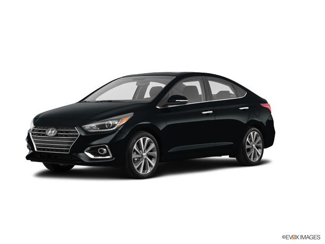 2019 Hyundai Accent Vehicle Photo in Colorado Springs, CO 80920