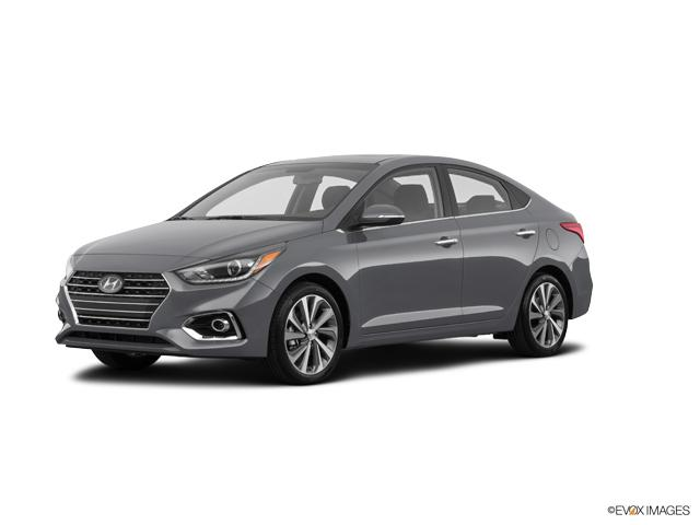 2019 Hyundai Accent Vehicle Photo in Wesley Chapel, FL 33544