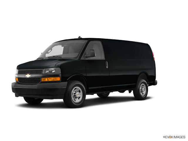 2019 Chevrolet Express Cargo Van Vehicle Photo in Englewood, CO 80113