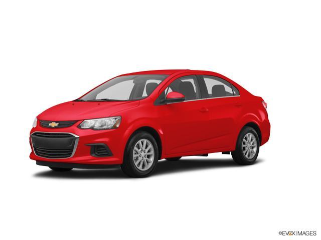 2019 Chevrolet Sonic Vehicle Photo in Killeen, TX 76541