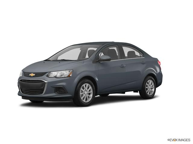 2019 Chevrolet Sonic Vehicle Photo in Plainfield, IL 60586-5132