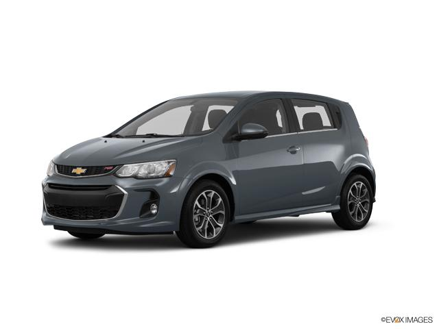 2019 Chevrolet Sonic Vehicle Photo in Middleton, WI 53562