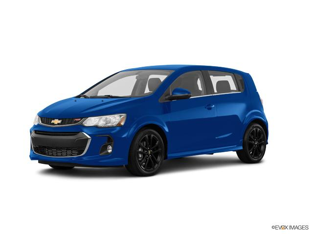 2019 Chevrolet Sonic Vehicle Photo in Greenville, TX 75402