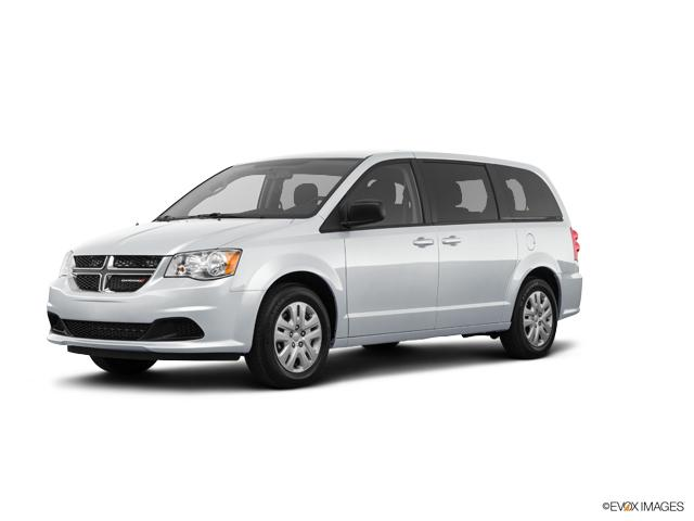 2019 Dodge Grand Caravan Vehicle Photo in Joliet, IL 60435