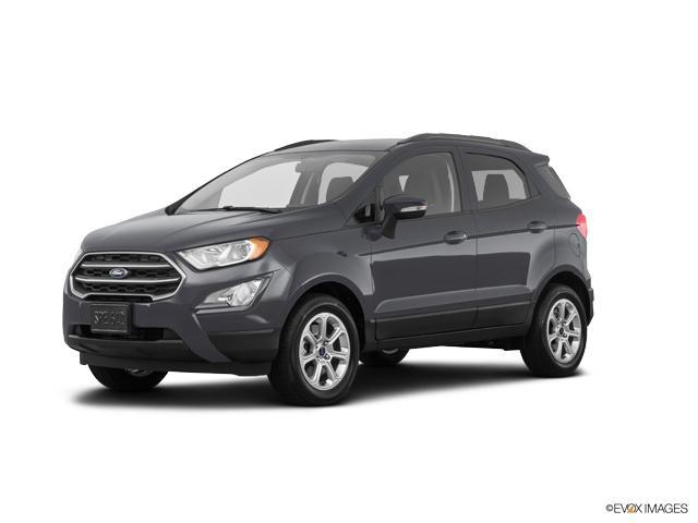 2019 Ford EcoSport Vehicle Photo in Oshkosh, WI 54901-1209
