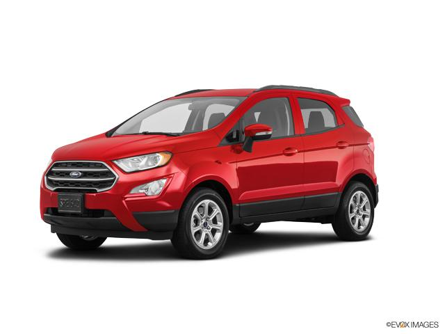 2019 Ford EcoSport Vehicle Photo in Neenah, WI 54956-3151