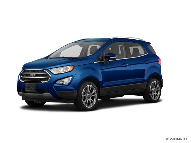 2019 Ford EcoSport Vehicle Photo in Highland, IN 46322