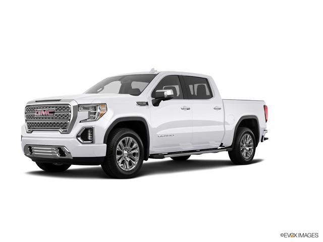 New 2019 Gmc Sierra 1500 White Frost Tricoat For Sale