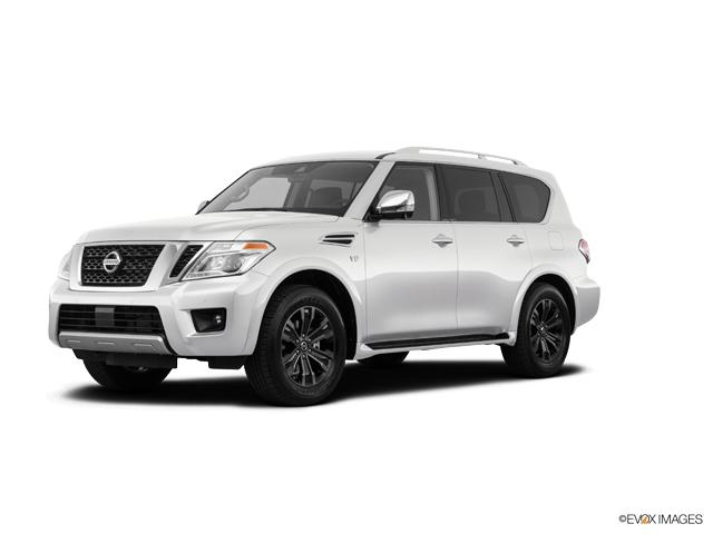 2019 Nissan Armada Vehicle Photo in Janesville, WI 53545