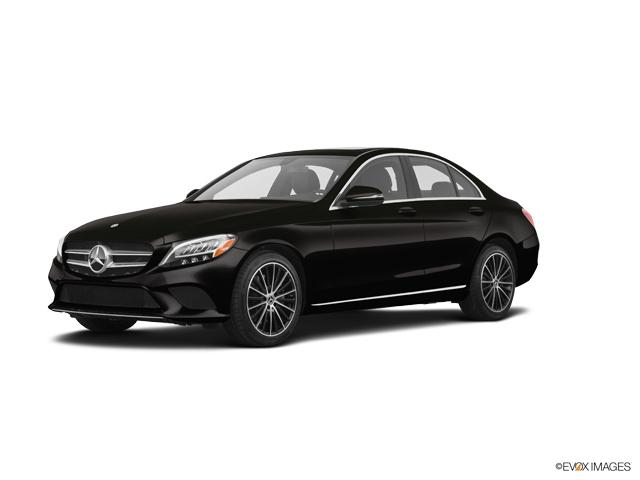 2019 Mercedes-Benz C-Class Vehicle Photo in Houston, TX 77079
