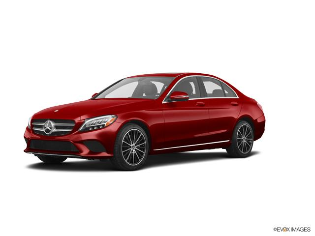 Red 2019 Mercedes Benz C Class For Sale At Ciocca Dealerships