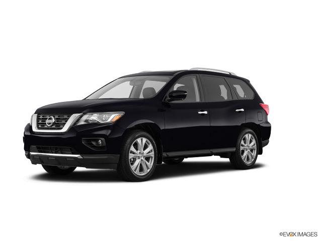 2019 Nissan Pathfinder Vehicle Photo in Janesville, WI 53545