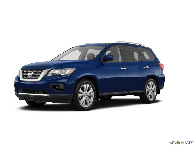 2019 Nissan Pathfinder Vehicle Photo in Annapolis, MD 21401