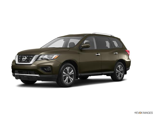 2019 Nissan Pathfinder Vehicle Photo in Twin Falls, ID 83301