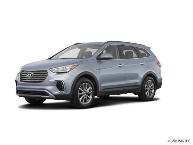 2019 Hyundai Santa Fe XL SE AWD Circuit Silver SUV. A ...
