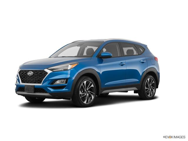 2019 Hyundai Tucson Vehicle Photo in Great Falls, MT 59401