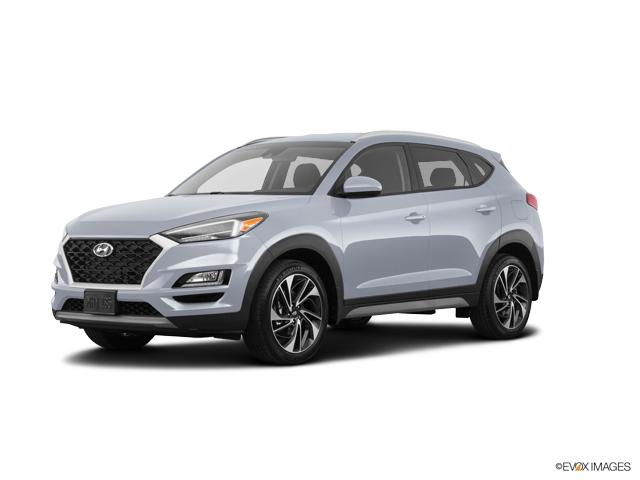 2019 Hyundai Tucson Sport Awd Molten Silver Sport Utility A Hyundai