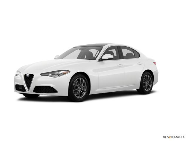 Alfa White 2019 Alfa Romeo Giulia Awd For Sale At Criswell Auto