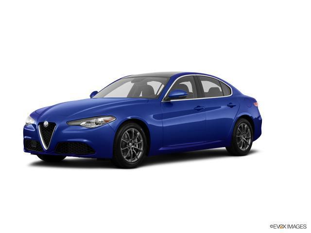 New 2019 Alfa Romeo Giulia Available In Mechanicsburg At Faulkner