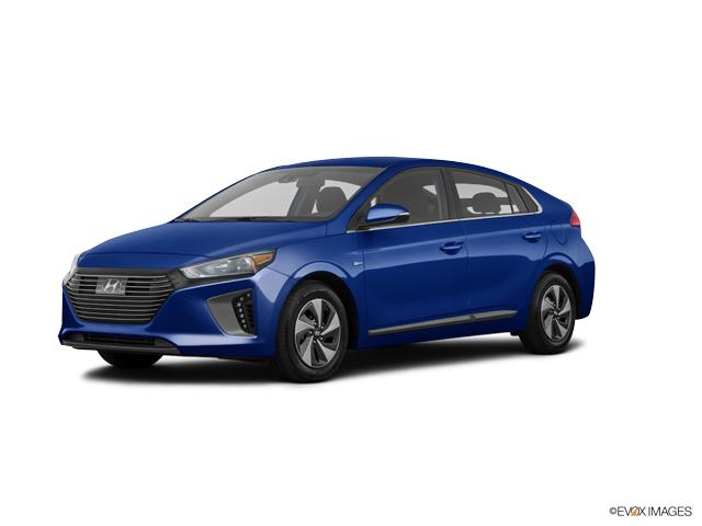 2019 Hyundai IONIQ Hybrid Vehicle Photo in Great Falls, MT 59401